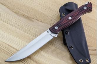 Нож «Ермак» (Red-Black) Steelclaw