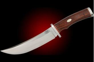 Нож V1 (кожаные ножны) Fallkniven, Швеция