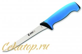 Нож филейный 180 мм 2207 TR (blue) Jero