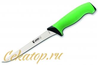Нож филейный 180 мм 2207 TR (green) Jero