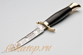 Нож Финка НКВД СССР (сталь Х12МФ) Лебежь