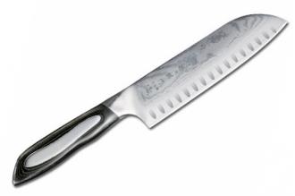 Поварской нож Сантоку Flash FF-SA181 180 мм, Tojiro, Япония