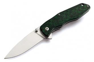 Нож складной Gringo (pakka wood) Enlan, КНР
