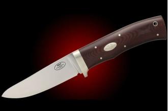 Нож HK9 (3G, кожаные ножны) Fallkniven, Швеция