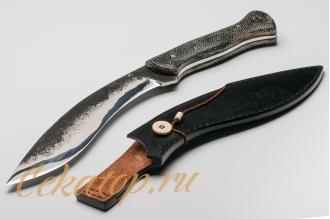 Нож Kukri (кожа ската) Citadel, Камбоджа