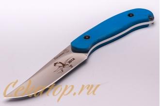 Нож «Касатка 2014 Хоккей» (синий) Кизляр