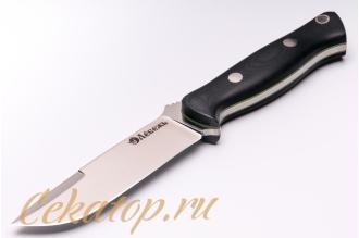 Нож «Храбрый 1917» (сталь N690) Лебежь
