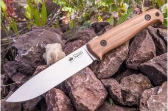 Нож Pioneer (AUS-8, Walnut) Kizlyar Supreme, Россия