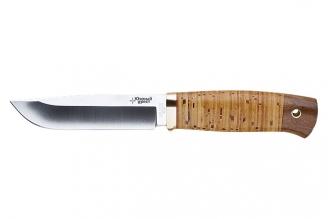 Нож Кречет (D2, береста) Южный Крест, Россия