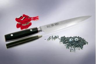Нож Saiun 9009 для тонкой нарезки