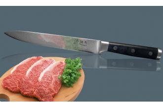 Нож кухонный для нарезки MYS-Y200D Matsuri