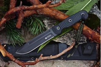 Нож Maximus (AUS-8, Black)