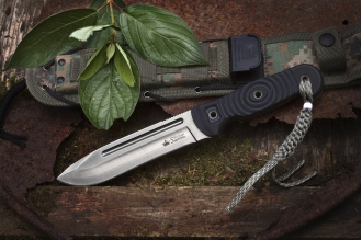 Нож Maximus (D2, Satin) Kizlyar Supreme, Россия