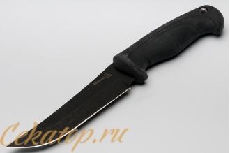 """Нож """"Минога"""" (черный клинок) Кизляр, Россия"""