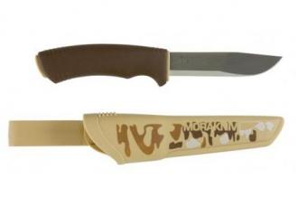 Туристический нож Mora Bushcraft Desert Camo