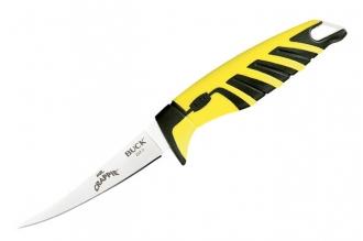 Нож Mr. Crappie Slab Shaver 4'' Bait Buck, США