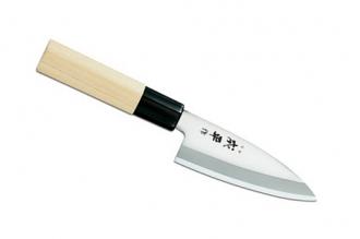 Нож Narihira Деба (для разделки рыбы) 165 мм Tojiro