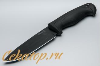 """Нож """"Навага"""" (черный клинок) Кизляр, Россия"""