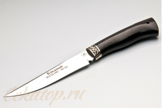 Нож Осетр (95Х18) Алексей Фурсач (Ворсма), Россия