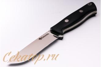 Нож «Отважный 1917» (сталь N690) Лебежь, Россия