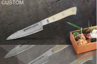 Нож овощной Custom Samura SCU-0011