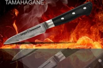 Нож овощной Tamahagane Samura ST-0010/G-10