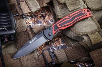 Нож Prime (D2, B-Titanium, G10) Kizlyar Supreme