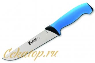 Нож разделочный 180 мм 3070 TR (blue) Jero