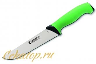 Нож разделочный 180 мм 3070 TR (green) Jero