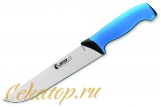 Нож разделочный 200 мм 3800 TR (blue) Jero