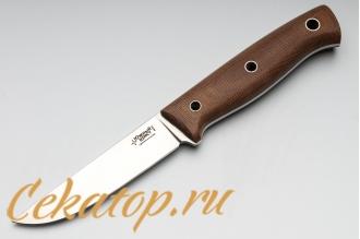 Нож Рыбацкий S (N690, микарта) Южный Крест, Россия