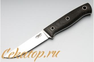 Нож Рыбацкий S (N690, серая микарта) Южный Крест, Россия