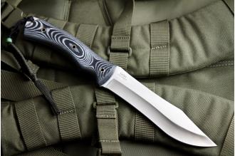 Нож Safari (AUS-8, Satin) Kizlyar Supreme