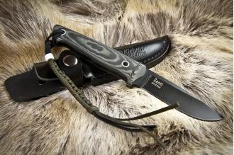 Нож Santi (AUS-8, Black)