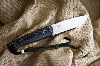 Нож Santi (AUS-8, Satin) Kizlyar Supreme