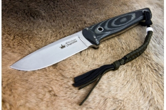 Нож Santi (D2, Satin) Kizlyar Supreme, Россия