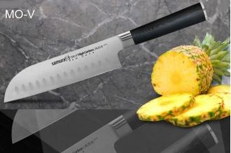 Нож Сантоку MO-V Samura SM-0094/G-10