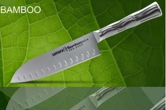 Нож Bamboo Samura Сантоку SBA-0093
