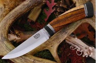Нож Scandi CPM-3V  с рукоятью из железного дерева