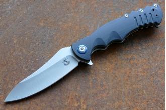 Нож складной «Шакс» (black) Steelclaw, КНР