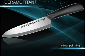 Нож Шеф 175 мм Ceramotitan Samura SCT-0084