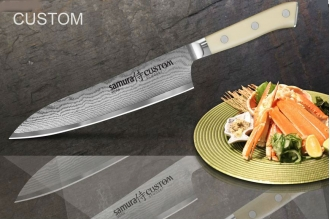 Нож Шеф Custom Samura SCU-0087