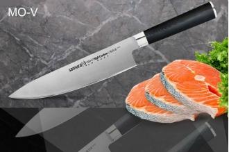 Нож Шеф MO-V Samura SM-0085/G-10