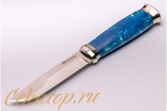 Нож «Швед» (сталь Vanadis 10) Лебежь, Россия