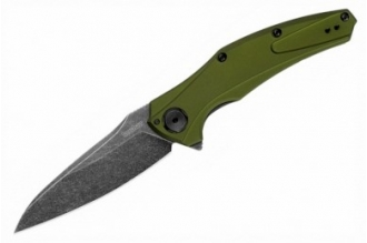 Складной нож Bareknuckle Olive (сталь 14C28N) Kershaw