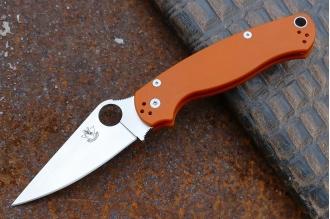 Нож складной «Боец-2» (orange) Steelclaw, КНР