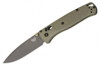 Складной нож Bugout 535 Gray Blade (S30V) Benchmade