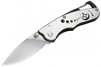 Нож складной Comet (black) Enlan