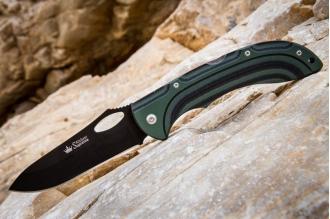 Нож складной Dream (440C, B-Titanium) Kizlyar Supreme, Россия