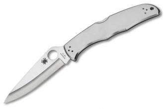 Складной нож Endura 4 (VG-10, Stainless) Spyderco